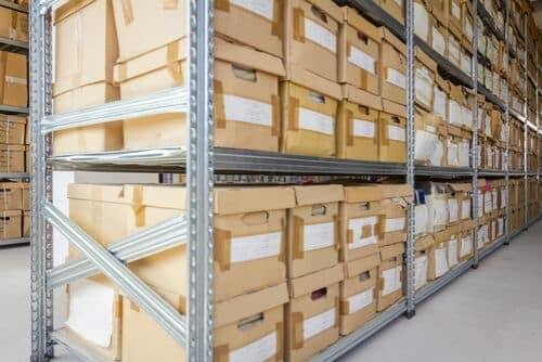 Archive and Document storage