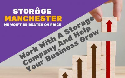 Work With A Storage Company in Manchester