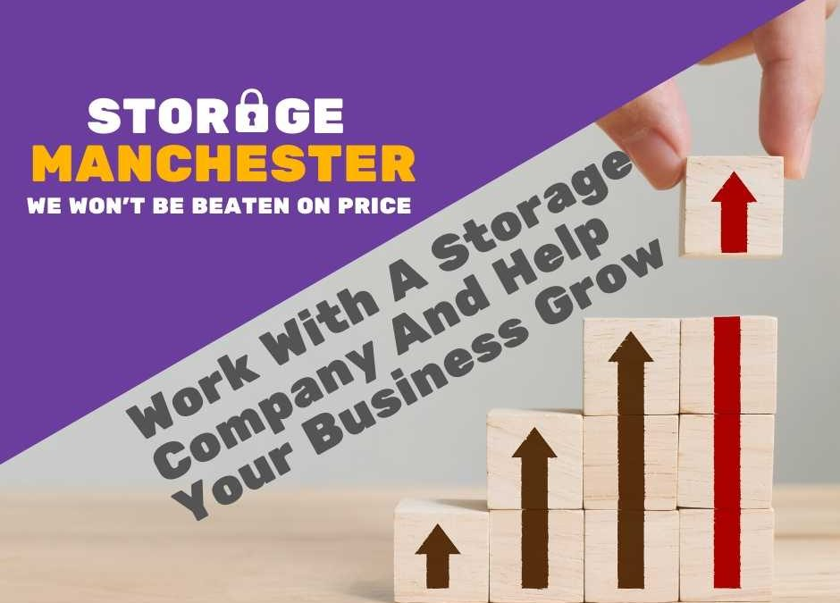 Storage Company In Manchester