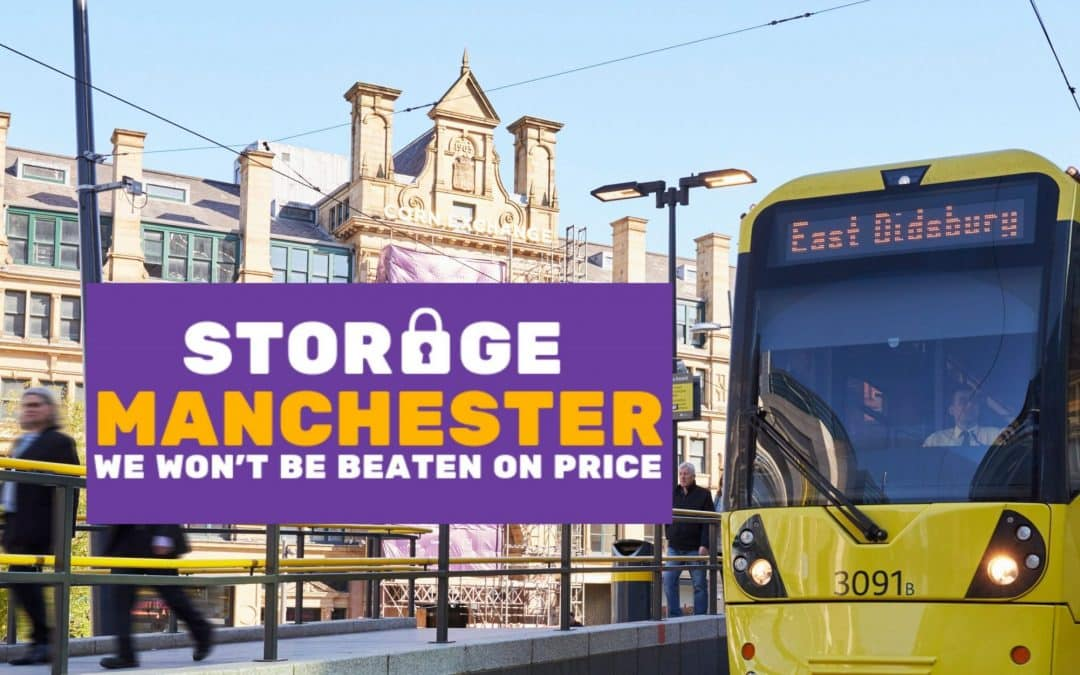 Visual Guide To Storage Manchester