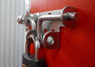 safe and secure storage units