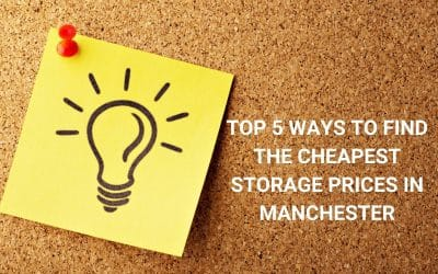 Best Storage Price in Manchester