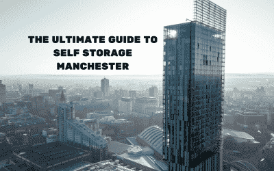 The Ultimate Guide To Self Storage Manchester