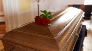 Grandma Coffin