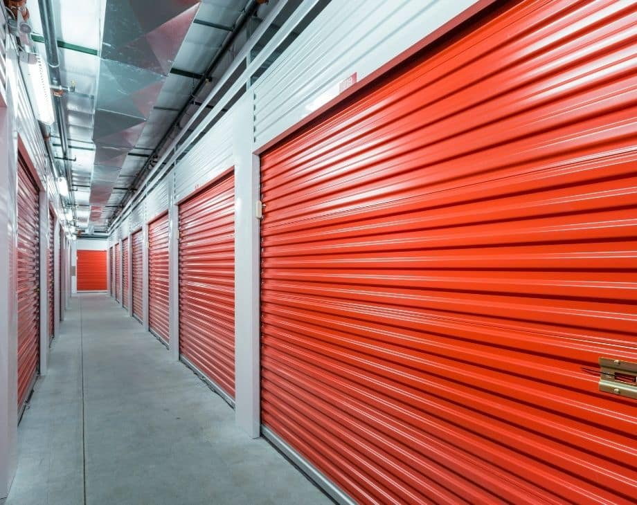 Storage in Manchester Red Storage Units