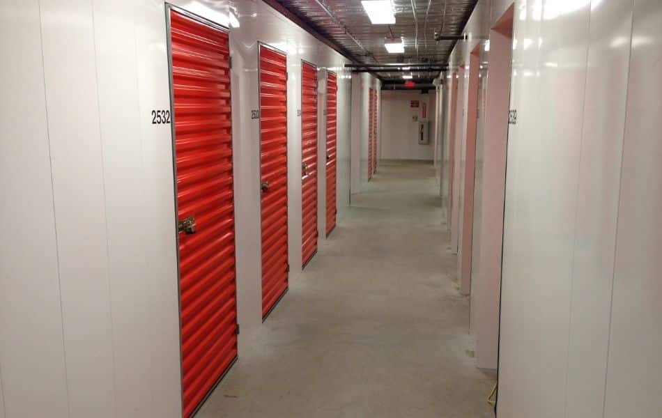 Storage Information in Manchester